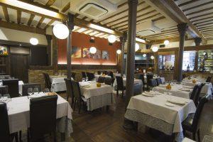 Asador Herventia. Restaurante de Logroño